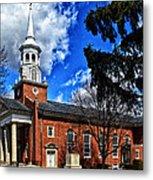 Gettysburg Lutheran Seminary Chapel Metal Print