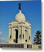 Gettysburg - Pennsylvania Memorial Metal Print