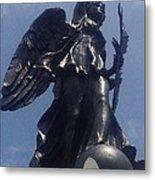 Gettysburg's Guardian Angel Metal Print