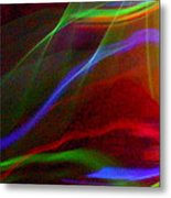 Saturation Metal Print