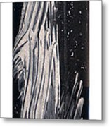 Ghost Abstract Metal Print