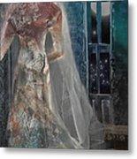 Ghost Bride Metal Print