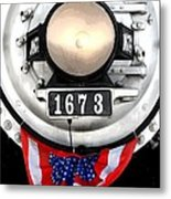 Ghost Engine Metal Print