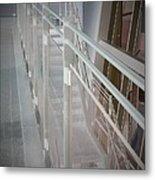 Ghost Rails 2 Metal Print