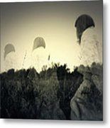 Ghost Stories Metal Print by Scott Hovind