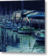 Ghostly Marina Metal Print