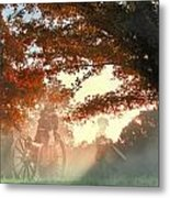 Ghosts At Fort Donelson Metal Print