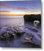 Ghosts In The Cove Metal Print