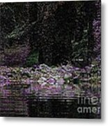 Ghosts In Twilight Metal Print