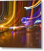 Ghosts Of The Lights Metal Print