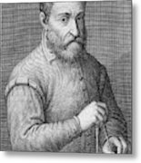 Giacomo Barozzi Da Vignola (1507-1573) Metal Print