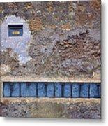 Giannini's Wall Metal Print
