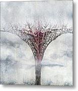 Giant Plant Metal Print by Bjorn Eek