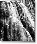 Gibbon Falls Metal Print by Bill Gallagher