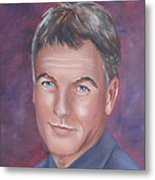 Gibbs Of Ncis Metal Print