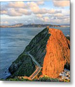 Gibraltar Metal Print by JC Findley