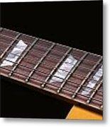 Gibson Les Paul Metal Print