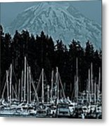 Gig Harbor  Washington  Metal Print