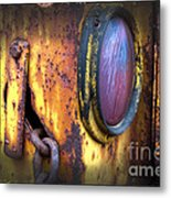 Gilded Age Revisited Metal Print by The Stone Age