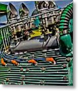 Gimme Fuel  Metal Print by Merrick Imagery