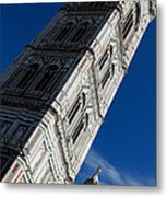 Giotto Fantastic Campanile - Florence Cathedral - Piazza Del Duomo - Italy Metal Print