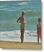 Girls Of Summer 2 10/13 Metal Print