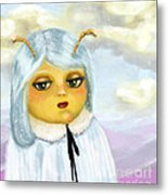 Gisell Is Having A Bad Day Metal Print