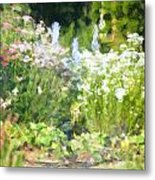 Giverny North Number Three Metal Print
