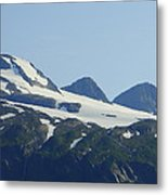 Glacier 17 Metal Print
