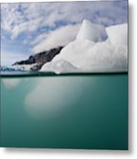 Glacier Bay National Park, Alaska Metal Print