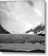 Glacier Field Metal Print