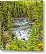 Glacier National Park Splendor Metal Print