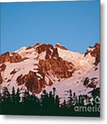 Glacier Peak At Kennedy Ridge Metal Print