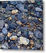 Glacier Till Metal Print by Chris Heitstuman