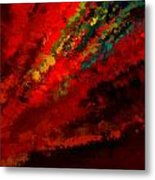 Glance Of Colors Metal Print