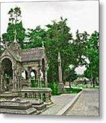 Glasnevin Cemetery 2 Metal Print