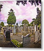 Glasnevin Cemetery Metal Print