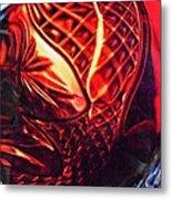 Glass Abstract 218 Metal Print