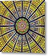 Glass Ceiling 1 Metal Print