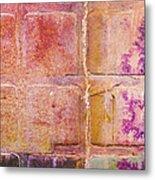 Glass Crossings 2 Metal Print