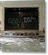 Glenn Dale Theater Metal Print