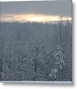 Glimpse Of Heaven Metal Print