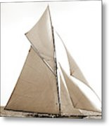 Gloriana, Corinthian Sweepstakes, Corinthian Yacht Club Metal Print