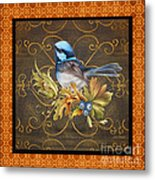 Glorious Birds-b2 Metal Print