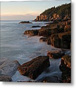 Glorious Maine Acadia National Park Metal Print