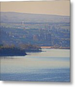 Glorious Morning On Lough Eske - Donegal Ireland Metal Print