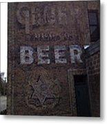 Gluek Beer Metal Print