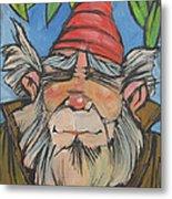 Gnome 2 Metal Print