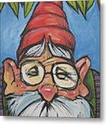 Gnome 6 Metal Print