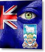 Go Falkland Islands Metal Print